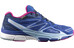 Salomon X-Scream 3D GTX Trailrunning Shoes Women blue yonder/white/deep dalhia